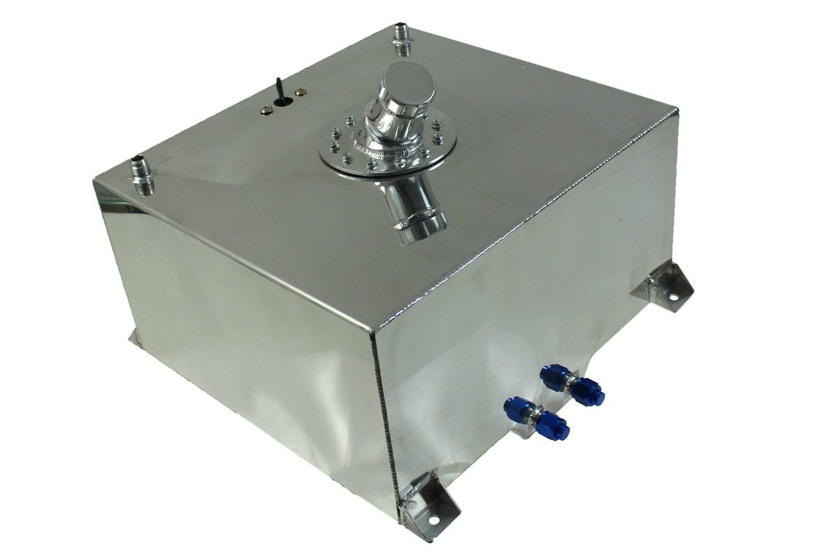 Zbiornik Paliwa TurboWorks 60L z wlewem paliwa i czujnikiem - GRUBYGARAGE - Sklep Tuningowy